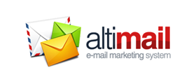 AltiMail - e-mail marketing system