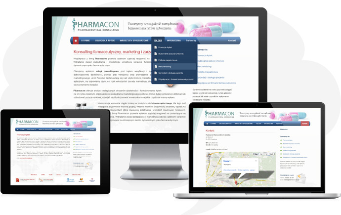 Projekt Pharmacon - Pharmaceutical Consulting